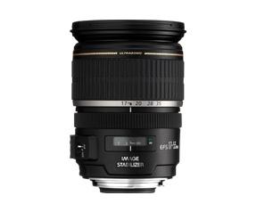 Canon EOS 60D + EF-S 17-55mm IS Zwart