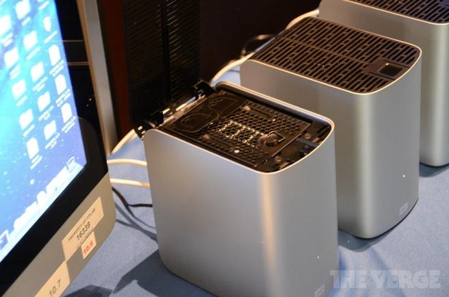 Western Digital Mybook Thunderbolt Duo