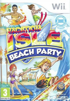 Packshot voor Vacation Isle: Beach Party