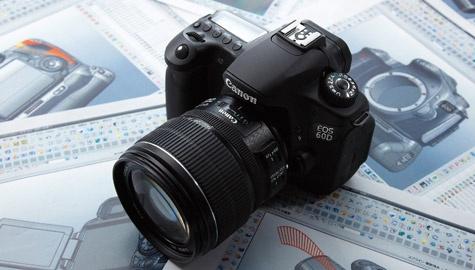 Canon EOS 60D Inleiding