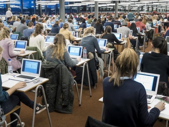 Ivar Pel Digitale Toets Chromebook Universiteit Utrecht