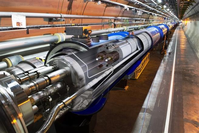 LHC-ring