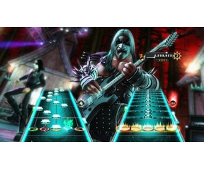 Guitar Hero: Warriors of Rock, Xbox 360