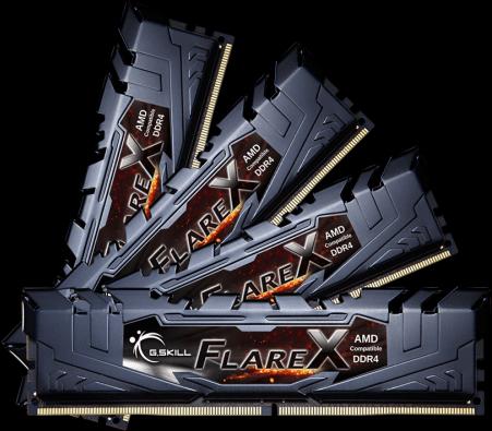 G.Skill Flare X Flare X F4-2400C16Q-64GFX