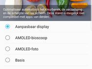 Samsung Galaxy S8 en S8+ - Scherm