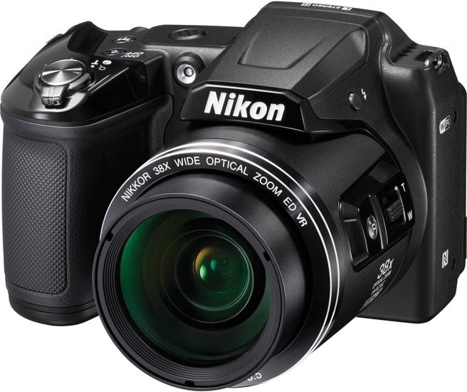Nikon Coolpix L840 Digitale Camera - Zwart Zwart