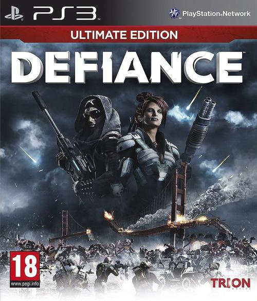 Defiance Limited Edition, PlayStation 3