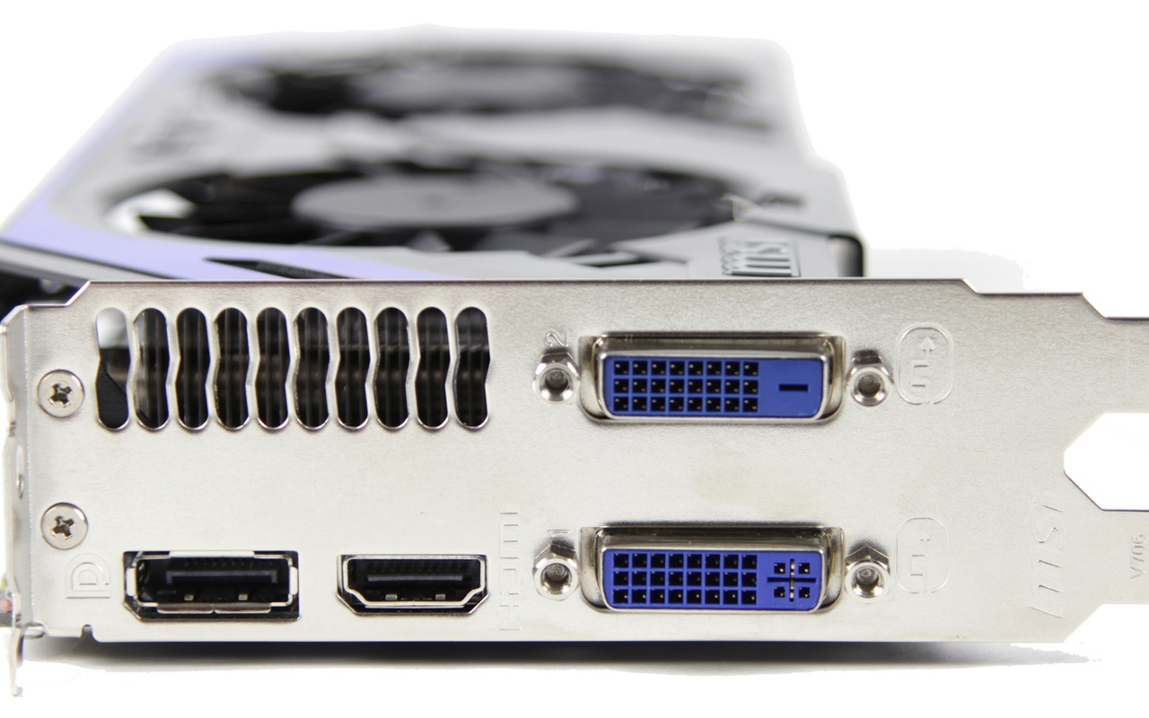 MSI Geforce GTX 660 Ti OC