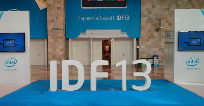 IDF 2013 logo