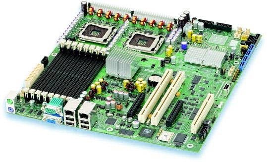 Intel Server board S5000vsa Manual