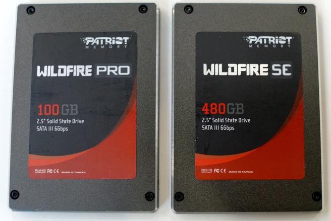 Patriot Wildfire SE en Pro