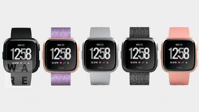 Renders tonen nieuwe Fitbit-smartwatch
