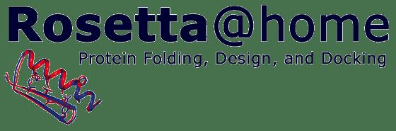 Ga naar de Rosetta@home website
