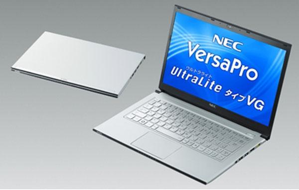 Nec VersaPro UltraLite VG