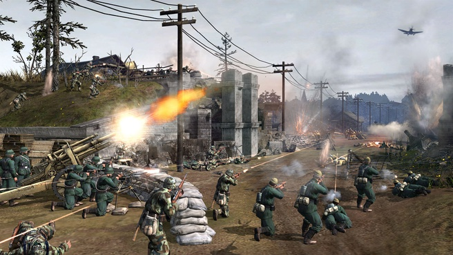 Company of Heroes 2 Multiplayer