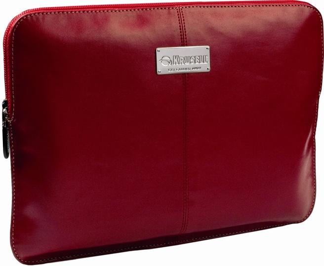 """Krusell Luna Tablet Sleeve 7"""" (Rood)"""