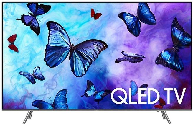 Samsung QE55Q6F (2018) Zilver (Buitenlands model)