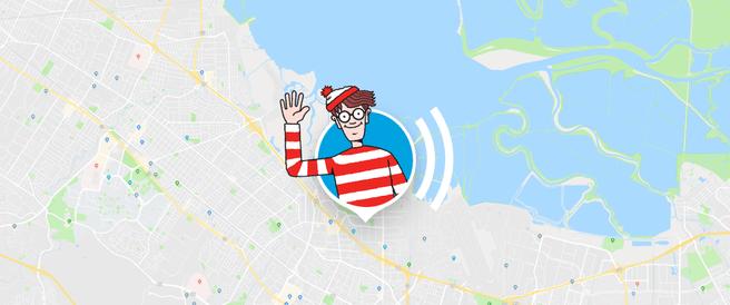 Google Maps Waldo