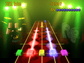 Frets on Fire - gameplay