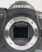 Samsung NX10 recensie lensmount