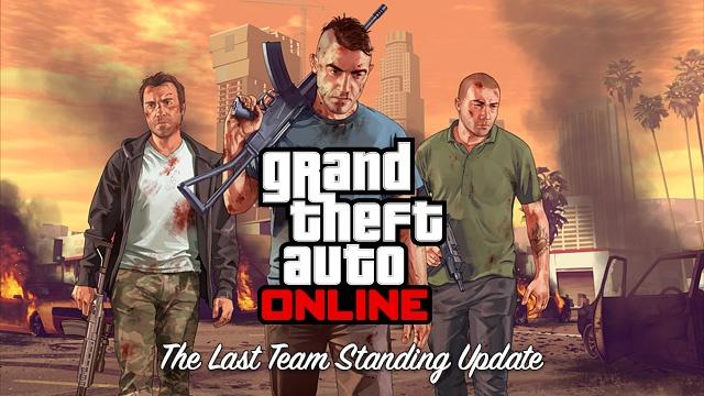 GTA Online - Last Team Standing-update