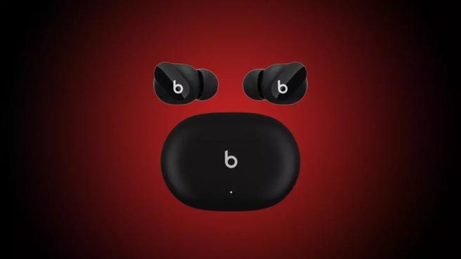 Headphone Apple Beats Studio.  Bron: 9to5Mac