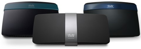 Cisco EA2700, EA3500 en EA4500