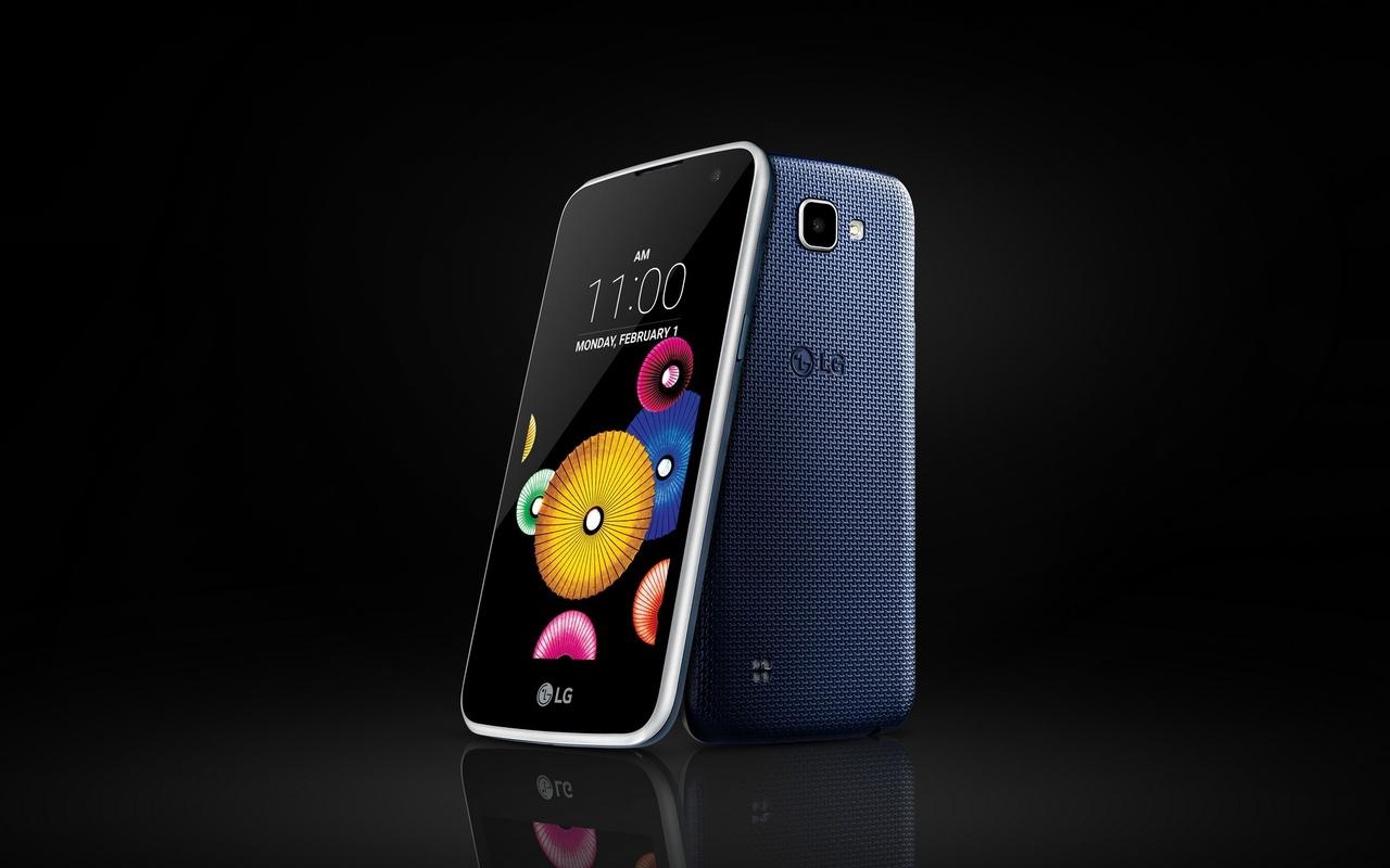 LG K4 en K10