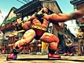 Street Fighter IV - Zangief