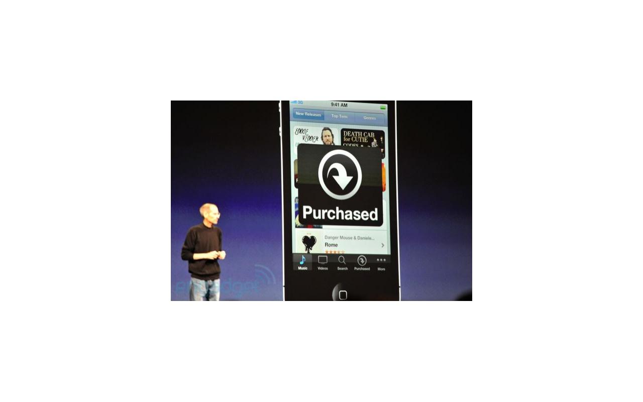iCloud: iTunes