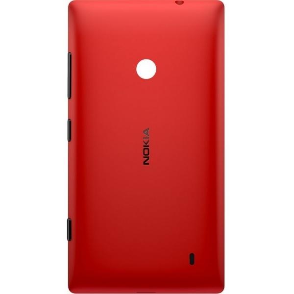 Nokia Nokia Backcover CC-3068 Lumia 520 (red)
