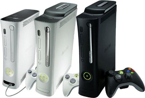 Xbox 360 generaties