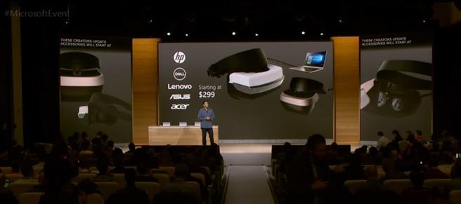 Microsoft vr-brillen