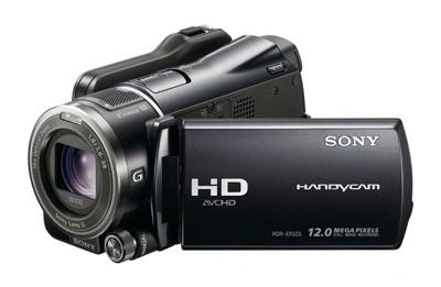 Sony Handycam XR550V