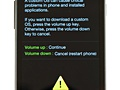 Galaxy S II met custom kernel