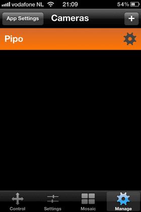 Ebode IOS App. voorbeeld 4