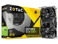 Kleine GTX 1080 Ti-kaarten van Zotac