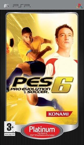 Pro Evolution Soccer 6, PlayStation Portable