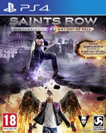 Box Saints Row: Gat Out of Hell