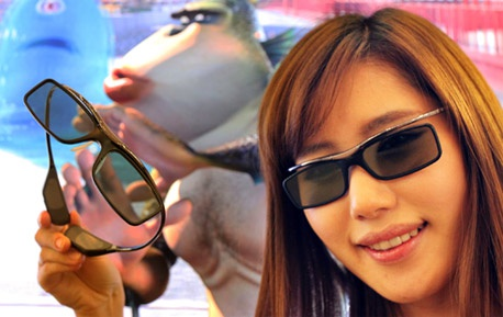 Samsung 3d-bril van 28g