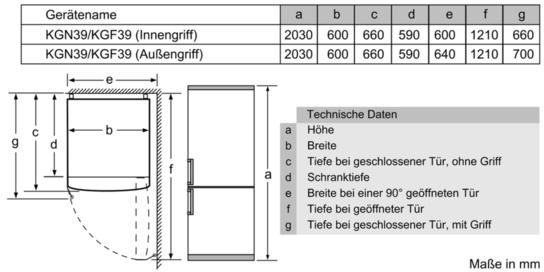 siemens kg39nxi35 specificaties tweakers. Black Bedroom Furniture Sets. Home Design Ideas