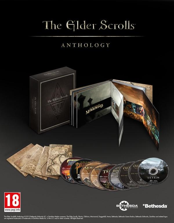 The Edler Scrolls Anthology