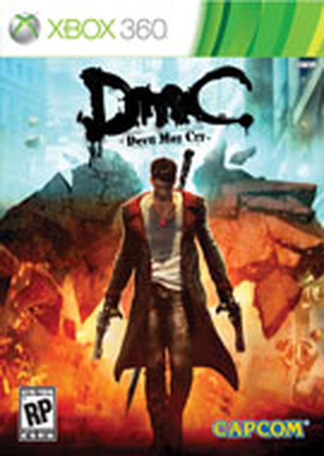 Box DmC: Devil May Cry