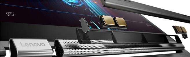 Lenovo Yoga C930 dolby speaker