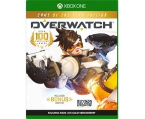 Overwatch Game of the Year Edition, Xbox One