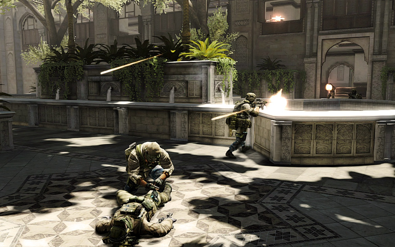 Ghost Recon: Future Soldier - Khyber Strike - Palace