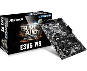 ASRock C232-chipset moederborden