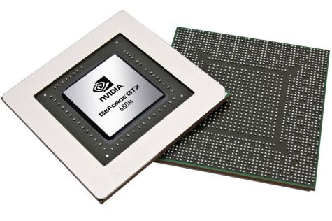 Nvidia GeForce GTX 680M