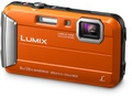 Goedkoopste Panasonic Lumix DMC-FT30 Oranje