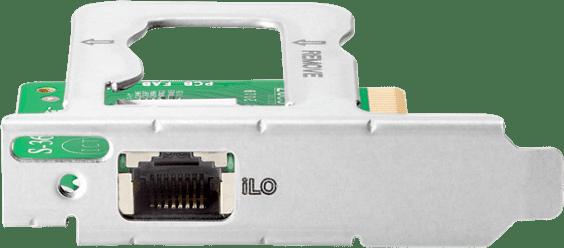 HPE MicroServer Gen10 Plus MicroServer Gen10 Plus iLO Enablement Kit